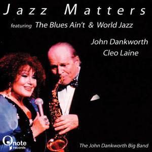 Jazz Matters (featuring 'The Blues Ain't' & 'World Jazz') album