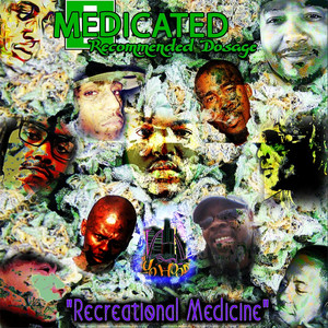 Medicated: Recommended Dosage Albumcover