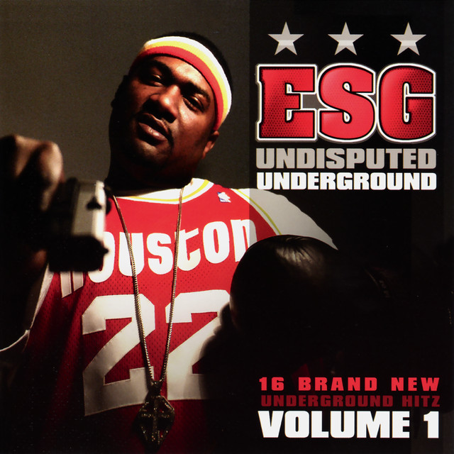 E.S.G. Undisputed Underground, Vol. 1 album cover