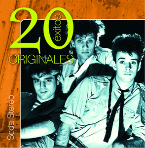 Originales - 20 Exitos - Soda Stereo