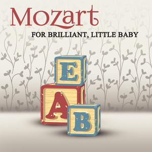 Mozart for Brilliant, Little Baby – Einstein Effect, Instrumental Songs for Kids, Brain Power, Calming Melodies Albümü