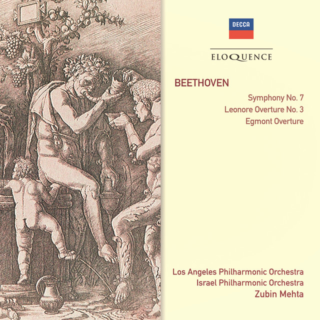 "Beethoven: Symphony No.7; Leonore No.3; ""Egmont"" Overture"