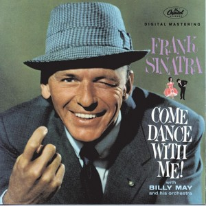 Come Dance With Me! Albumcover
