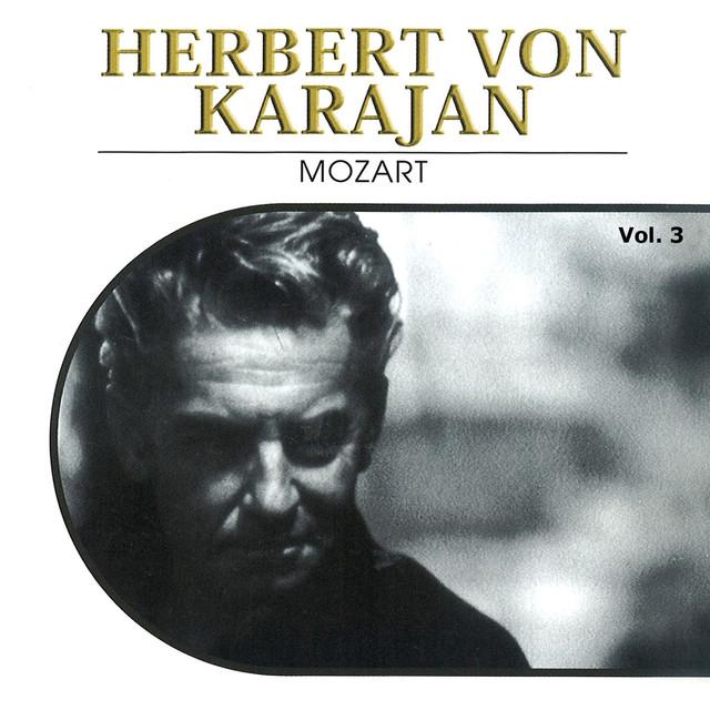 Herbert von Karajan, Vol. 1 Albumcover