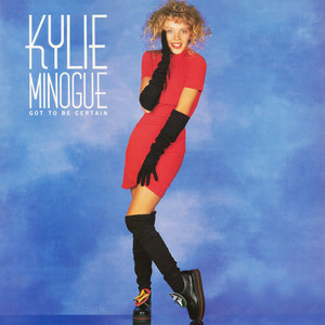 Kylie Minogue Love at First Sight - Backing Track cover