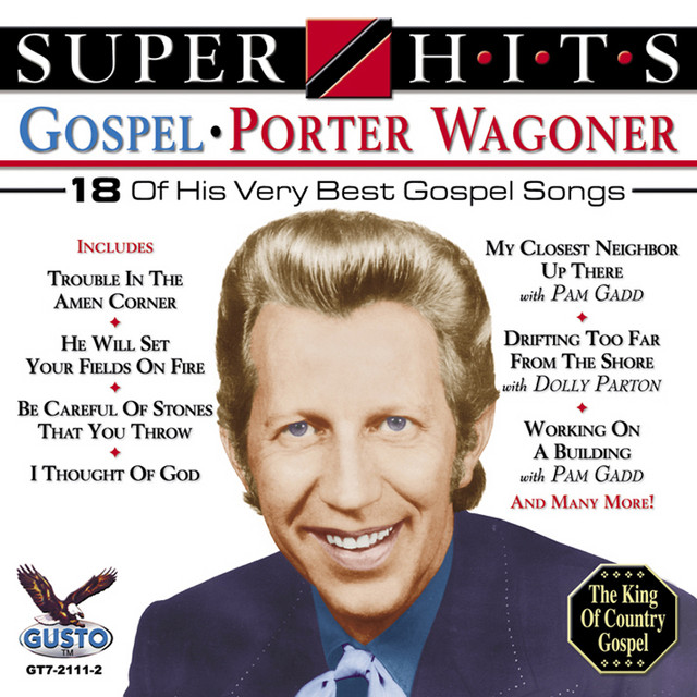 Porter Wagoner Super Hits - Gospel album cover