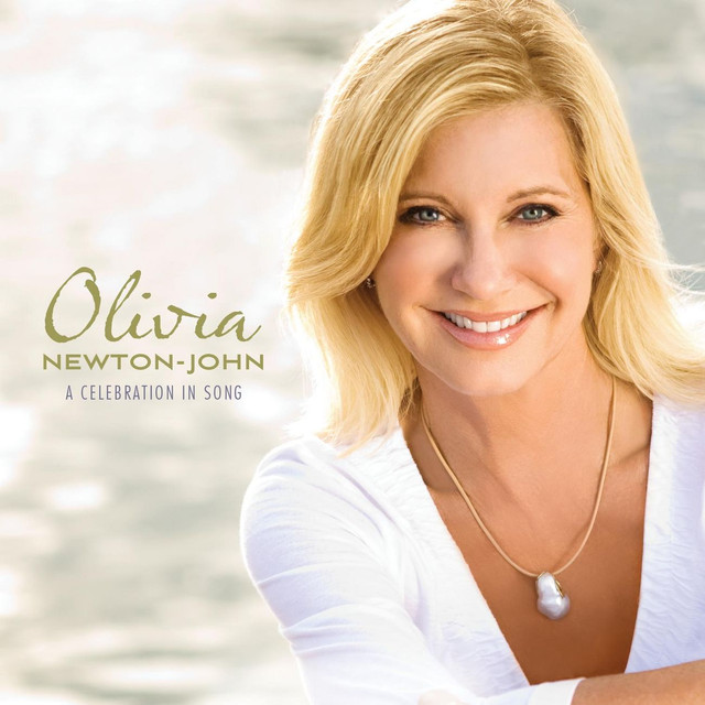 Olivia Newton-John A Celebration in Song album cover