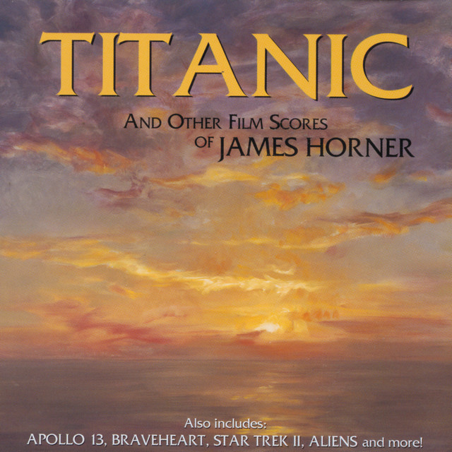 Titanic And Other Film Scores Of James Horner Albumcover