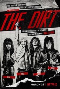 BONUS EPISODE: The Dirt (Mötley Crüe Biopic)