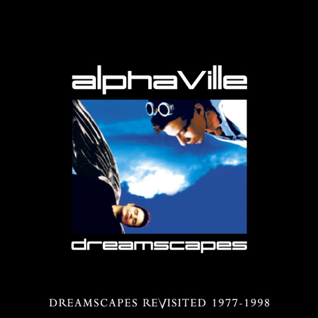 Alphaville Dreamscapes Revisited 3 album cover