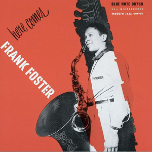 Here Comes Frank Foster album