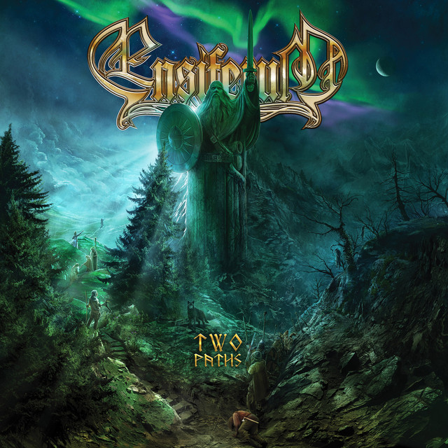 Album cover for Two Paths by Ensiferum