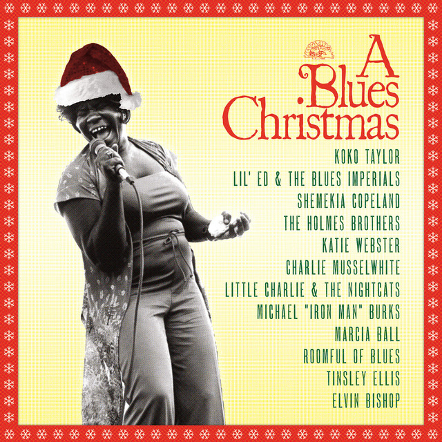 a blues christmas by various artists on spotify - Christmas Music Torrent