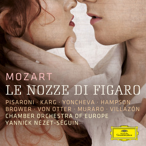 Mozart: Le nozze di Figaro, K.492 Albümü