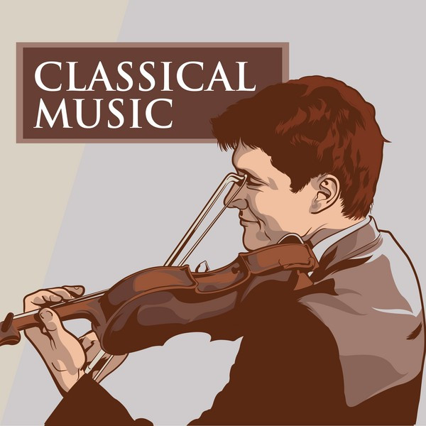 Album cover for Classical Music by Various Artists
