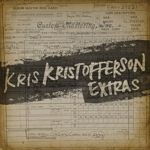 Kris Kristofferson, Brenda Lee Help Me Make It Through the Night cover