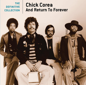 Return to Forever, Chick Corea No Mystery cover