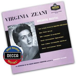 Virginia Zeani - Operatic Recital album