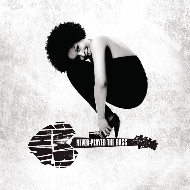 Nabiha Never Played The Bass album cover