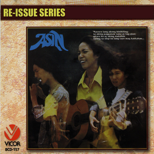 Re-issue Series: Asin