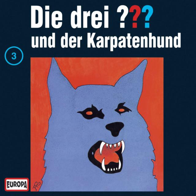 003 - und der Karpatenhund Cover