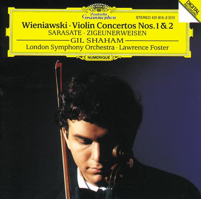 Wieniawski: Violin Concertos Nos.1 & 2