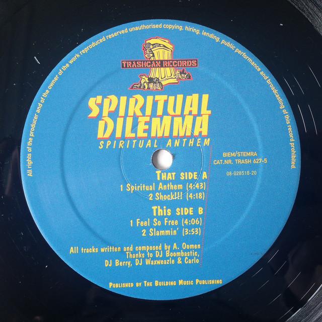 Spiritual Anthem By Spiritual Dilemma On Spotify