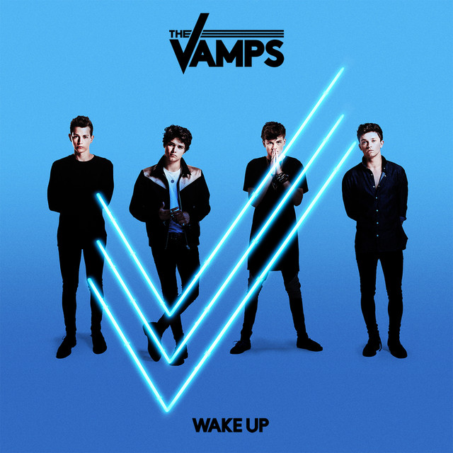 Wake Up Albumcover