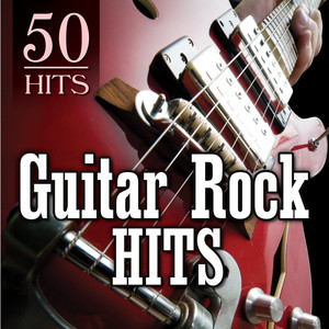 50 Hits: Guitar Rock Hits Albumcover