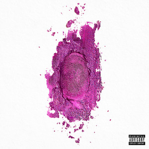 The Pinkprint (International Deluxe Explicit) Albumcover