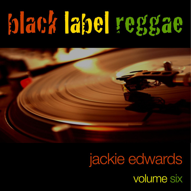 Black Label Reggae-Jackie Edwards-Vol. 6