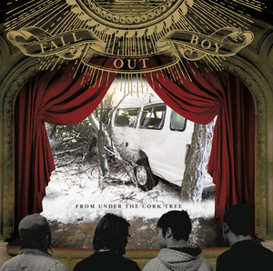 From Under The Cork Tree Limited Tour Edition Albumcover