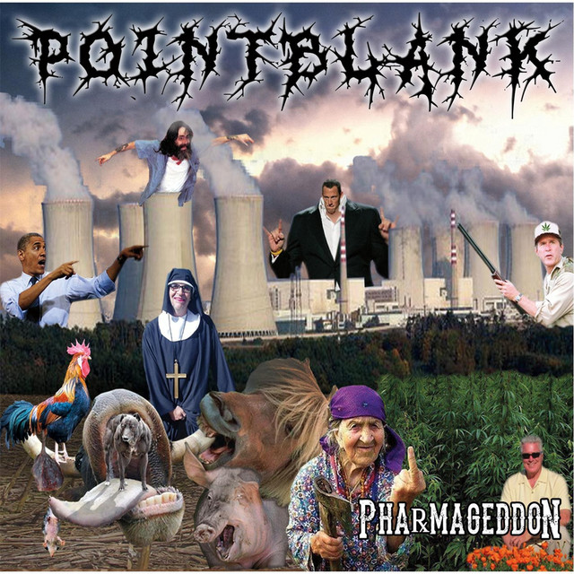 Pharmageddon By Point Blank On Spotify
