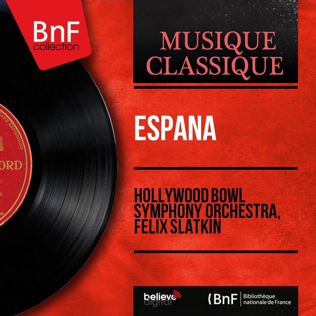 España (Mono Version) Albumcover