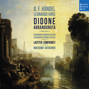 Händel, Vinci: Didone abbandonata Albümü