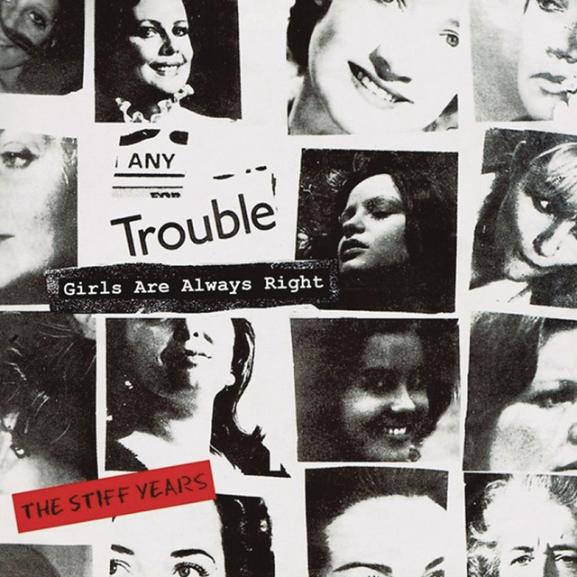Any Trouble Girls Are Always Right album cover