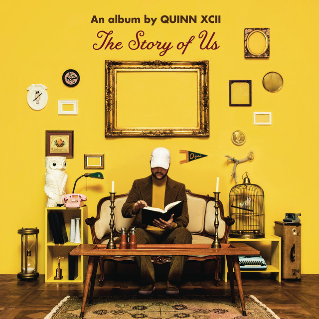 Album cover for The Story of Us by Quinn XCII