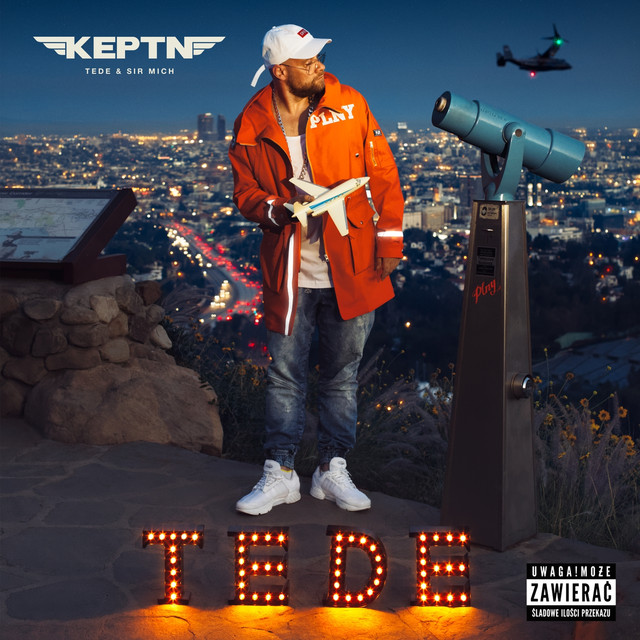 Album cover for Keptn' by Tede / Sir Mich