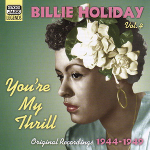 Billie Holiday, Gordon Jenkins Crazy He Calls Me cover