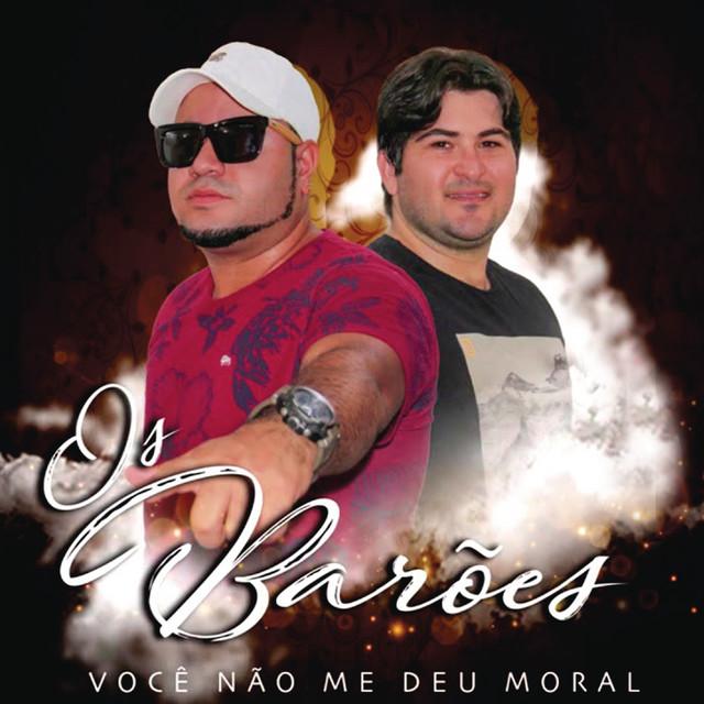 Album cover for Você Não Me Deu Moral by Os Barões Da Pisadinha