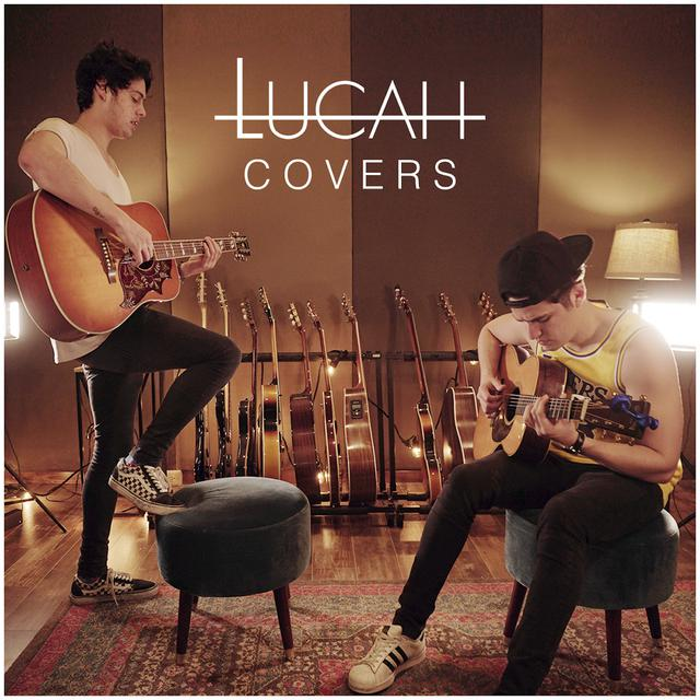 Album cover for Covers by Lucah