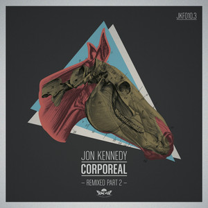 Corporeal Remixed, Pt. 2 album