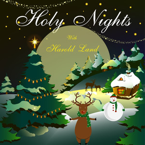 Holy Nights with Harold Land album