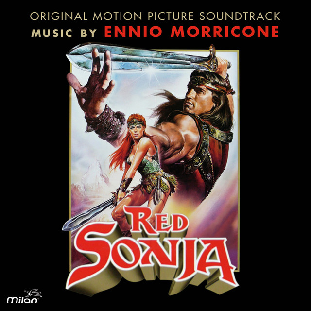 Red Sonja (Original Motion Picture Soundtrack) Albumcover