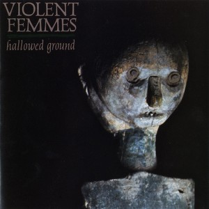 Hallowed Ground Albumcover
