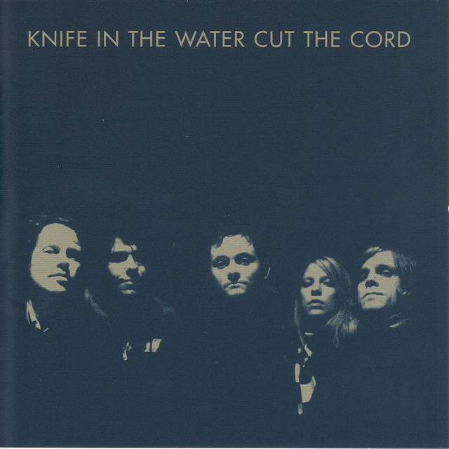 Knife in the Water Cut the Cord album cover