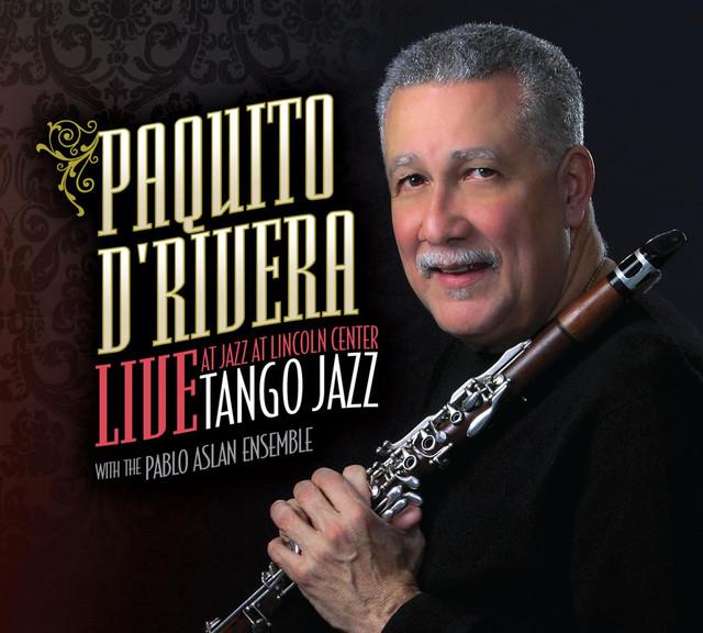 Tango Jazz : Live at Jazz at Lincoln Center