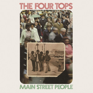 Four Tops Are You Man Enough cover