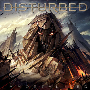 Disturbed Never Wrong cover