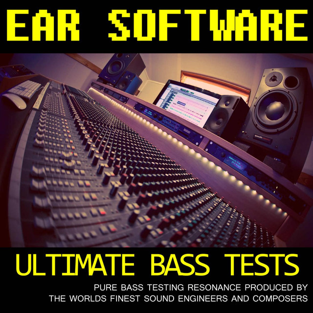 Bass Test Sound - 25 Hz, a song by Ear Software on Spotify